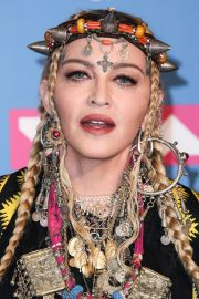 Madonna at MTV Video Music Awards in New York 2018/08/20 8