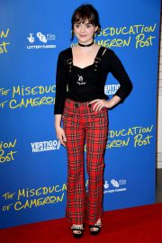Maisie Williams at The Miseducation of Cameron Post Screening in London 2018/08/22 1