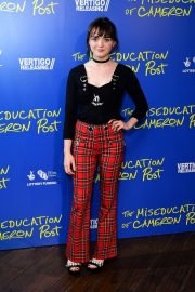 Maisie Williams at The Miseducation of Cameron Post Screening in London 2018/08/22 2