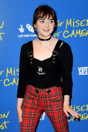 Maisie Williams at The Miseducation of Cameron Post Screening in London 2018/08/22 3