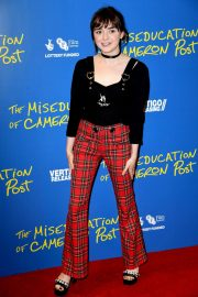 Maisie Williams at The Miseducation of Cameron Post Screening in London 2018/08/22 4