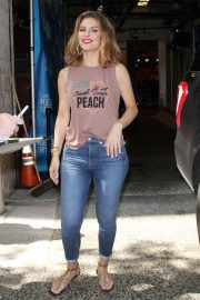 Maria Menounos Out and About in New York 2018/08/09 7