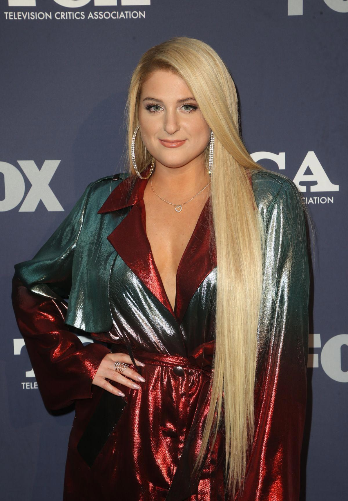 Meghan Trainor at Fox Summer All-star Party in Los Angeles 2018/08/02 1