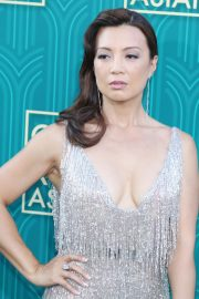 Ming-Na Wen at Crazy Rich Asians Premiere in Los Angeles 2018/08/07 8