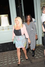 Nadia Essex Leaves Sexy Fish in London 2018/07/27 1