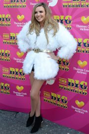 Nadine Coyle Performs at Manchester Pride 2018/08/25 2