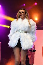Nadine Coyle Performs at Manchester Pride 2018/08/25 3