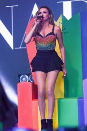 Nadine Coyle Performs at Manchester Pride 2018/08/25 6