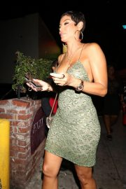 Nicole Murphy at Delilah in West Hollywood 2018/08/12 3