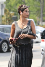 Nicole Murphy Out and About in West Hollywood 2018/08/20 1