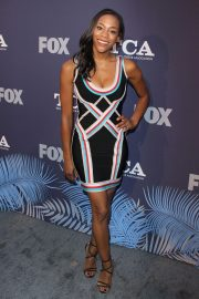 Nikki M. James at Fox Summer All-star Party in Los Angeles 2018/08/02 4