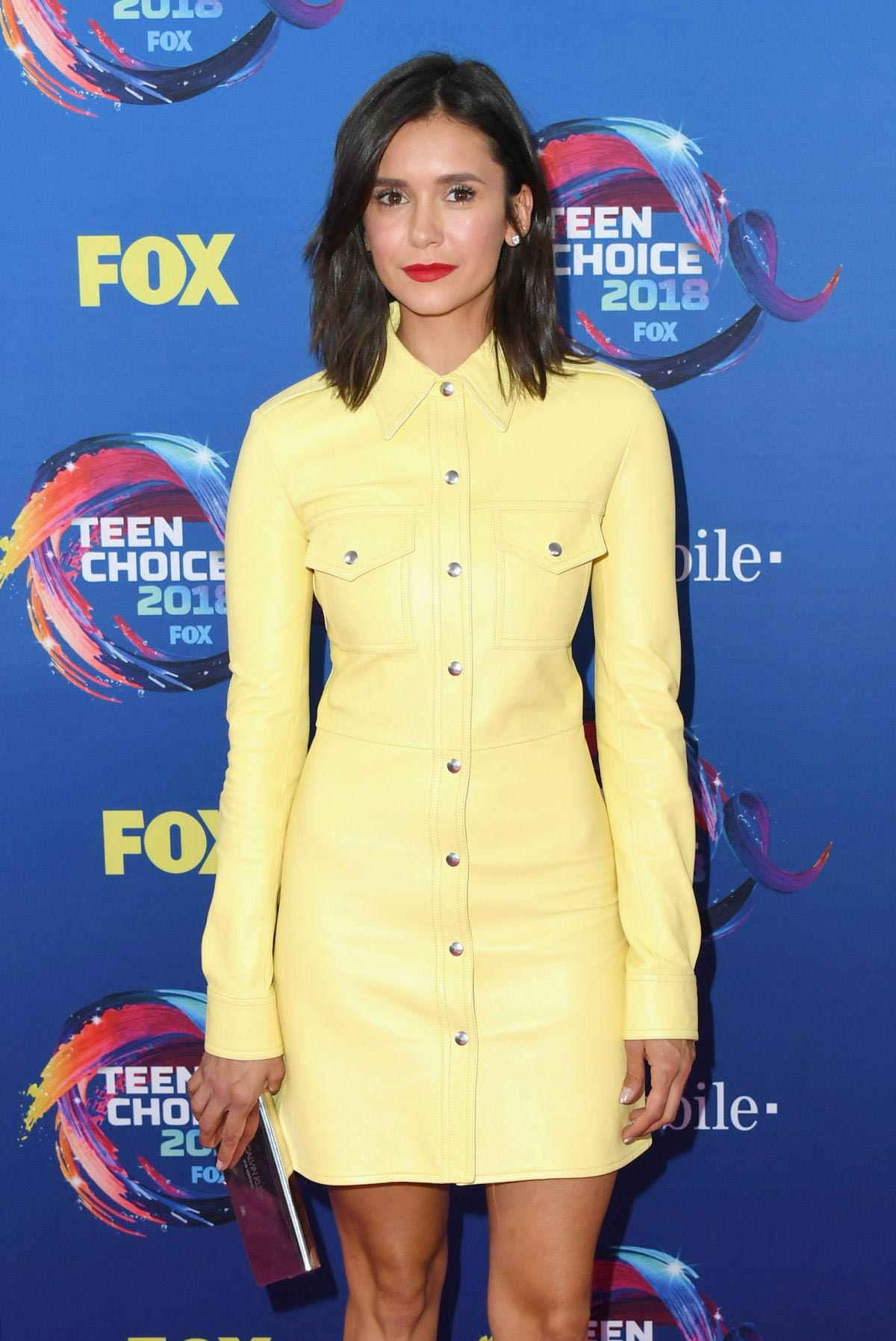 Nina Dobrev at 2018 Teen Choice Awards in Beverly Hills 2018/08/12 1
