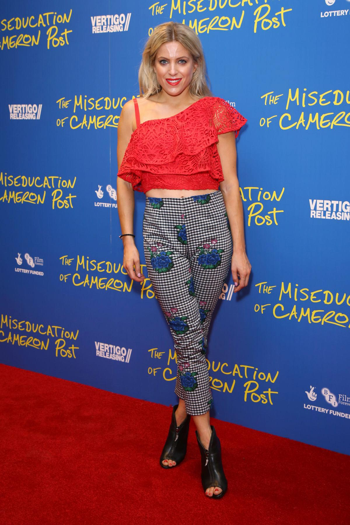 OLIVIA COX at The Miseducation of Cameron Post Screening in London 2018/08/22 1