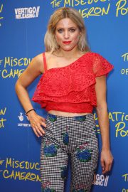 OLIVIA COX at The Miseducation of Cameron Post Screening in London 2018/08/22 2