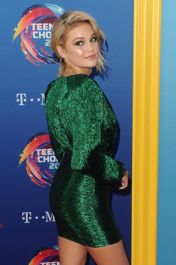 Olivia Holt at 2018 Teen Choice Awards in Beverly Hills 2018/08/12 1