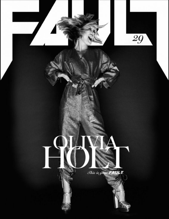 Olivia Holt for Fault Magazine, Issue 29 Photos 1