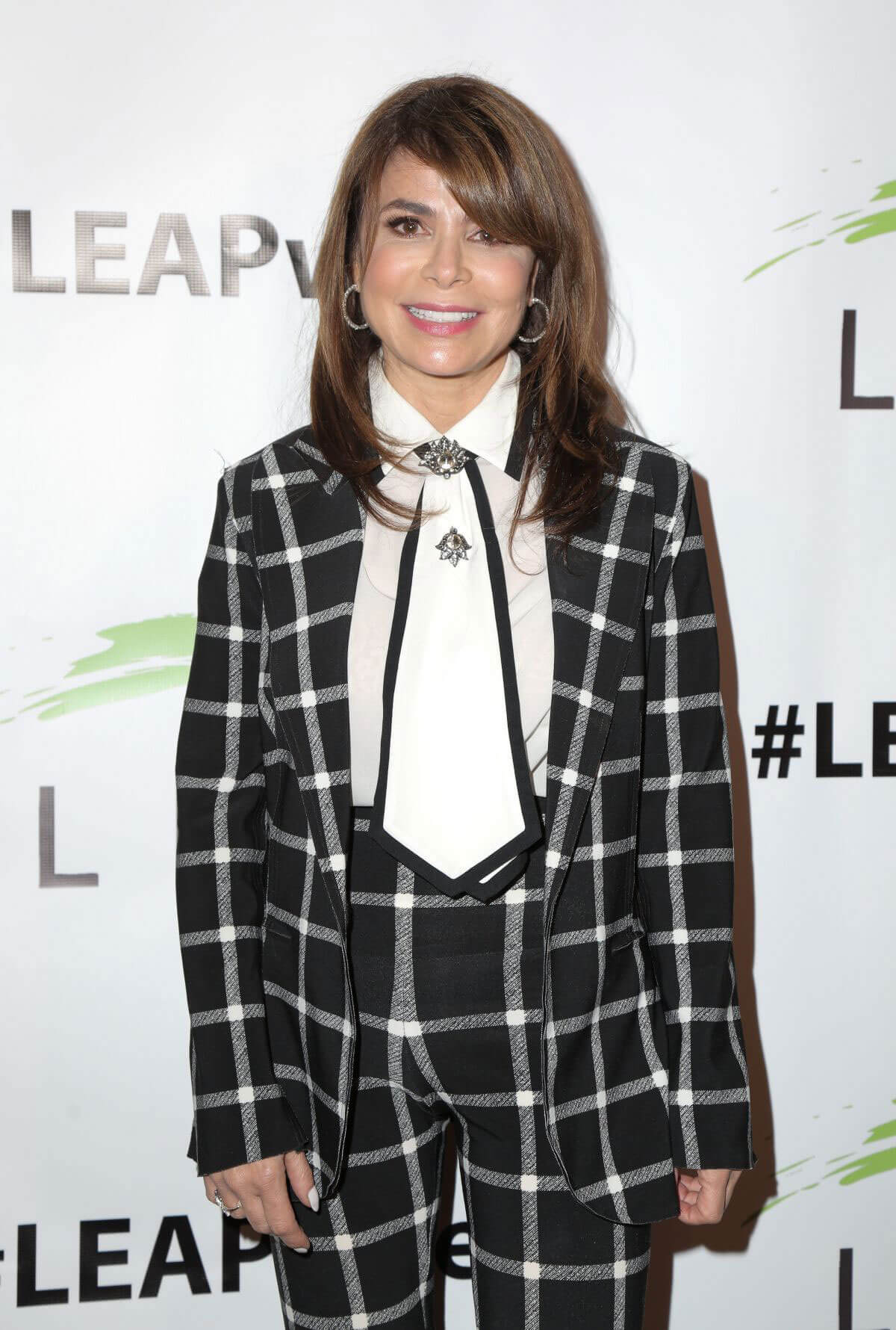 Paula Abdul Speaks to High School and College Students at Leap Foundation at Ucla in Los Angeles 2018/07/27 1