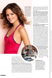 Rachel Bilson in Cosmopolitan Magazine, Germany September 2018 Issue 1