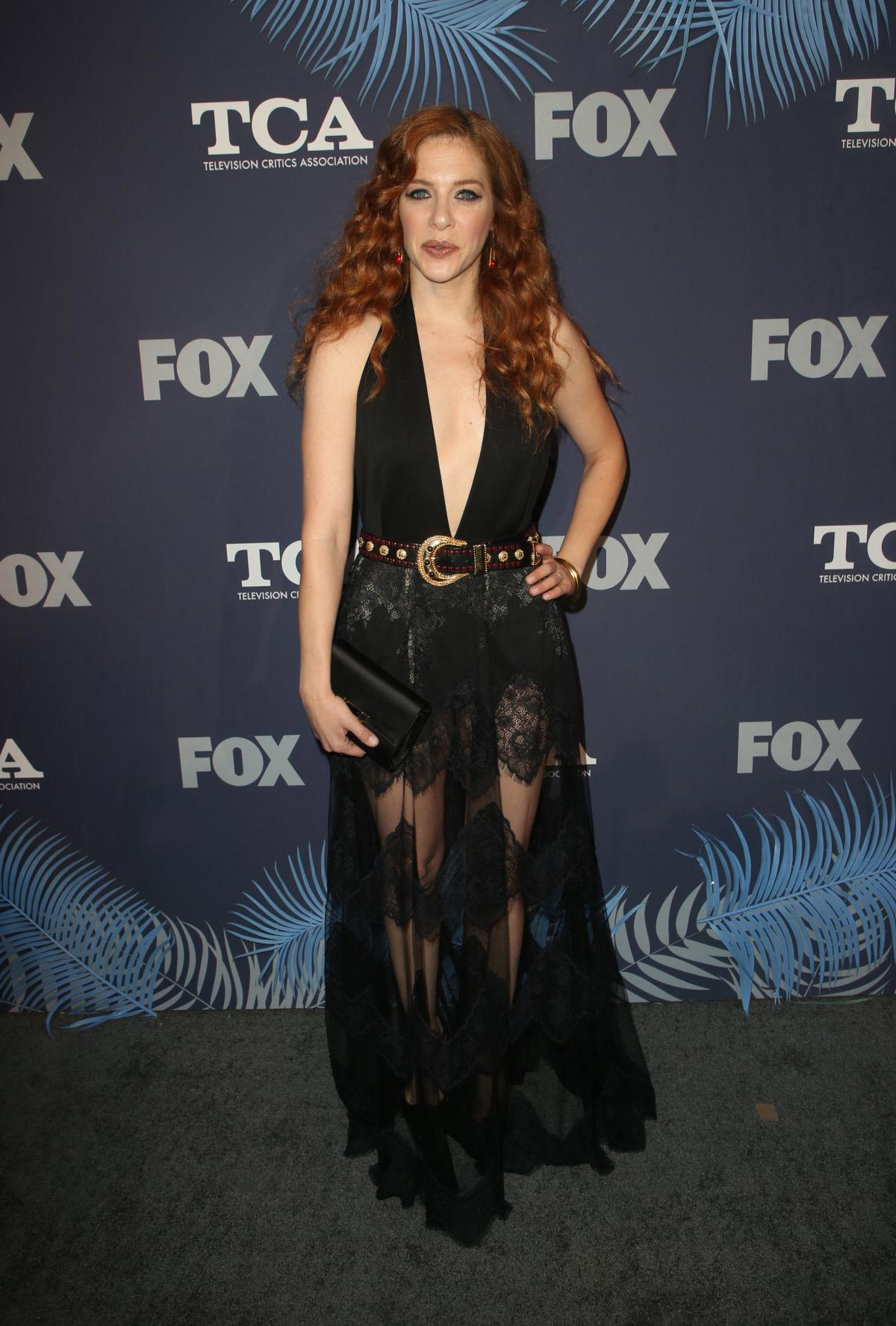Rachelle Lefevre at Fox Summer All-star Party in Los Angeles 2018/08/02 1