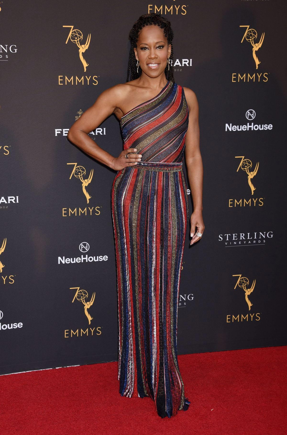 Regina King at Television Academy's Performers Peer Group Celebration in Los Angeles 2018/08/20 1