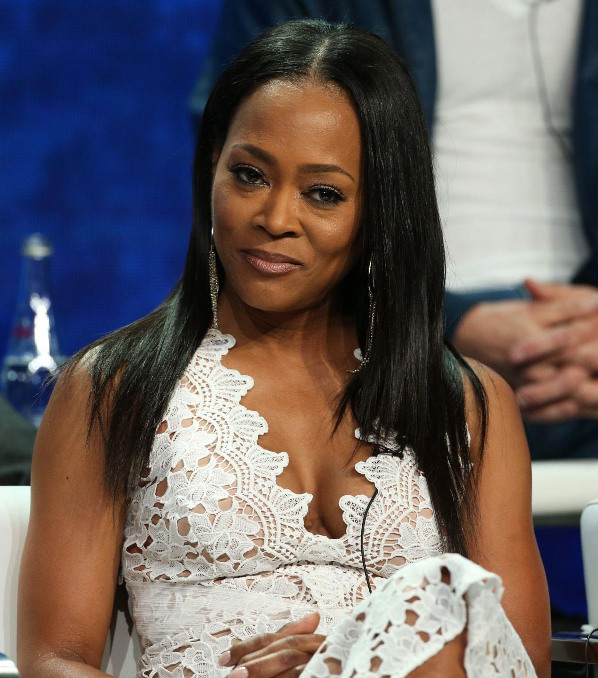 Robin Givens at Riverdale Panel at TCA Summer Tour in Los Angeles 2018/08/06 1