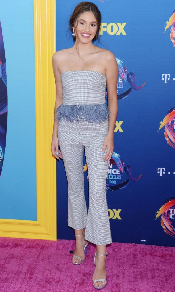 Ronni Hawk at 2018 Teen Choice Awards in Beverly Hills 2018/08/12 1