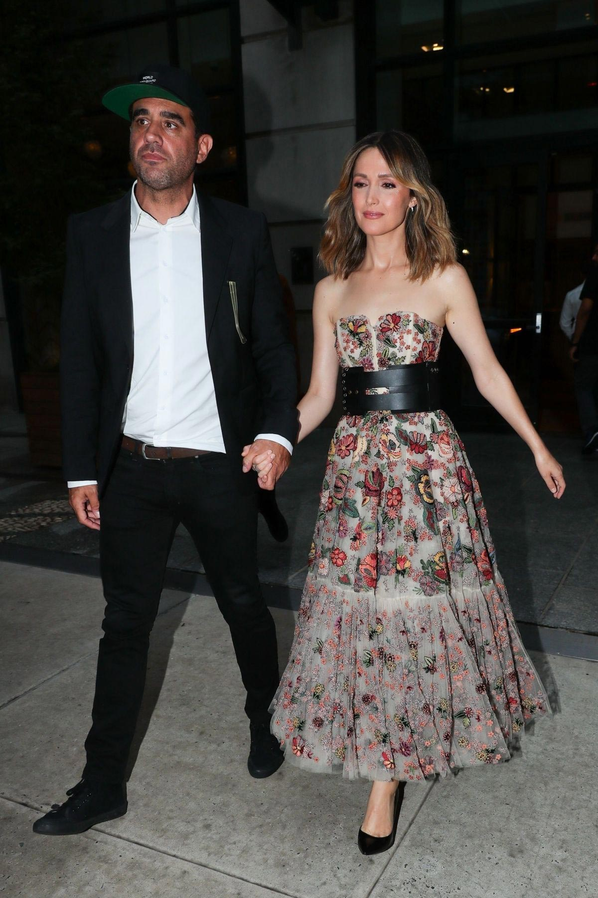 Rose Byrne and Bobby Cannavale Night Out in New York 2018/08/14 1