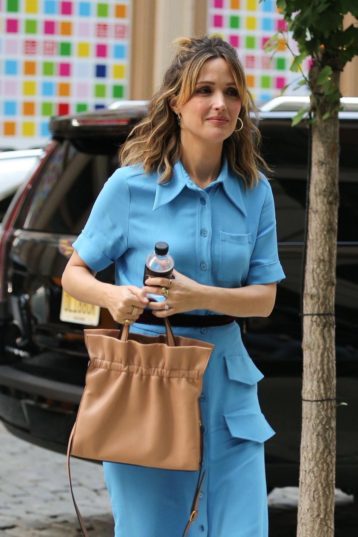 Rose Byrne at Build Series in New York 2018/08/15 1