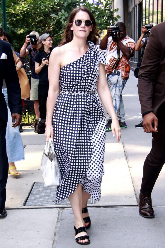 Ruth Wilson Arrives at AOL Build in New York 2018/08/16 1