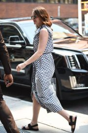 Ruth Wilson Out and About in New York 2018/08/16 1