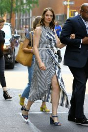 Ruth Wilson Out and About in New York 2018/08/16 3