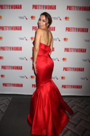Samantha Barks at Pretty Woman: The Musical Opening Night in New York 2018/08/16 1