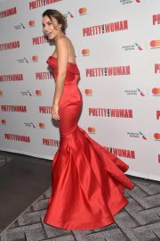 Samantha Barks at Pretty Woman: The Musical Opening Night in New York 2018/08/16 5