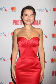 Samantha Barks at Pretty Woman: The Musical Opening Night in New York 2018/08/16 6