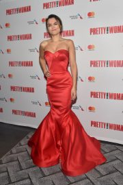 Samantha Barks at Pretty Woman: The Musical Opening Night in New York 2018/08/16 8