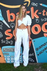 Sara Foster at Amazon Back-to-school Prep in Pacific Palisades 2018/08/18 1