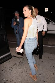 Sara Foster Leaves Craig's Restaurant in West Hollywood 2018/08/21 1