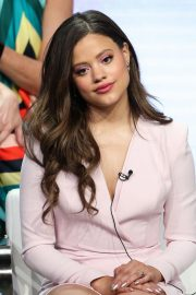 Sarah Jeffery at Charmed Panel TCA Summer Tour in Los Angeles 2018/08/06 6
