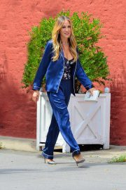 Sarah Jessica Parker Out and About in New York 2018/08/22 1