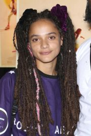 Sasha Lane at Skate Kitchen Premiere in New York 2018/08/07 1