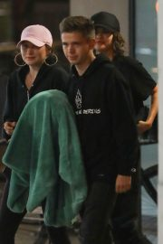 Selena Gomez and Caleb Stevens Night Out in Los Angeles 2018/07/27 4
