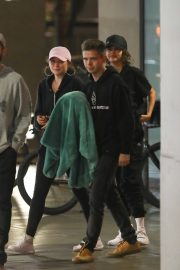 Selena Gomez and Caleb Stevens Night Out in Los Angeles 2018/07/27 7