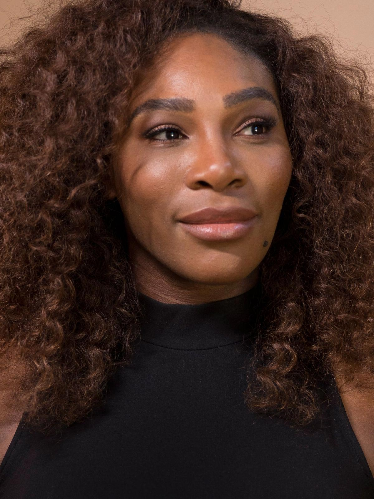 Serena Williams in Time Magazine, August 2018 1