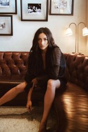 Shay Mitchell for 1883 Magazine, August 2018 10