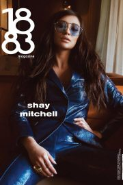 Shay Mitchell for 1883 Magazine, August 2018 13