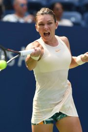Simona Halep at 2018 US Open Tennis Tournament in New York 2018/08/27 2