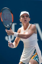 Simona Halep at 2018 US Open Tennis Tournament in New York 2018/08/27 4
