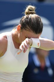 Simona Halep at 2018 US Open Tennis Tournament in New York 2018/08/27 8
