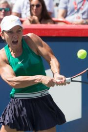 SIMONA HALEP Win Rogers Cup Canadian Open in Montreal 08/12 Win Rogers Cup Canadian Open in Montreal 2018/08/12 3
