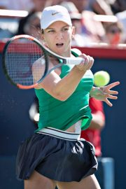 SIMONA HALEP Win Rogers Cup Canadian Open in Montreal 08/12 Win Rogers Cup Canadian Open in Montreal 2018/08/12 4